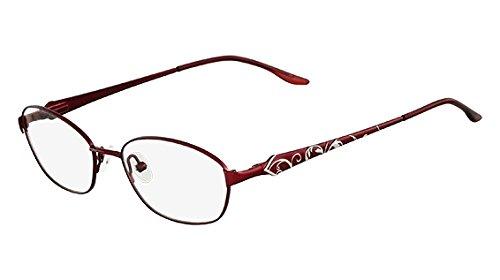 Eyeglasses MARCHON TRES JOLIE 149 603 BORDEAUX from MarchoNYC
