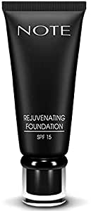 Note Rejuvenating Foundation Tube - 03 Medium Beige