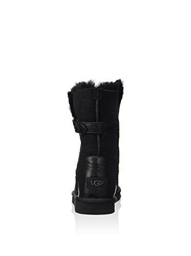 Boots Nash Noir Australia UGG Noir Lizard Femme BIgwH5q
