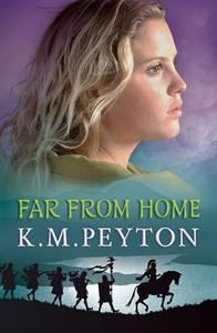 book cover of Far from Home