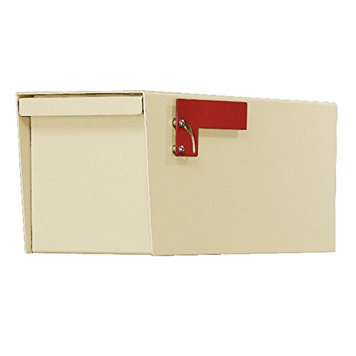 Jayco LLRURAL Residential Non-Locking Letter Locker Mailbox - Wall Non Locking