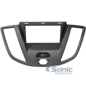 Metra 99-5835G Double/Single DIN Dash Kit For 2015-UP Ford Transit - Gray
