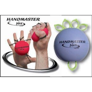 Fabrication Enterprises 10-0787 Handmaster Plus Hand Exerciser, 3-Piece Set