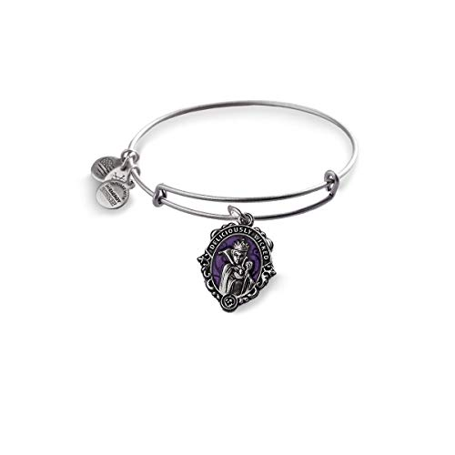 Alex and Ani Disney Evil Queen Bangle Bracelet Disney Villains Deliciously Wicked ()