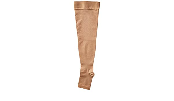 5e49581a1dd Amazon.com  Mediven Forte 30-40 mmHg Open Toe Thigh Highs w Silicone Top  Band Size  Size V (5) Standard - 38205  Health   Personal Care