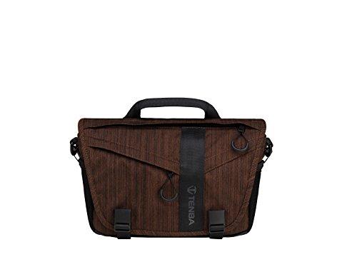 Tenba Large Messenger Bag - Tenba Messenger DNA 8 Camera and iPad Mini Bag - Dark Copper (638-424)