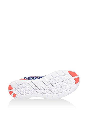Nike - Free RN Herren Laufschuh (dunkelblau/koralle) - EU 45 - US 11