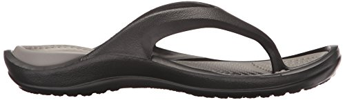 Athens Unisex Black Crocs Smoke Adulto Negro Chanclas 6RnwP