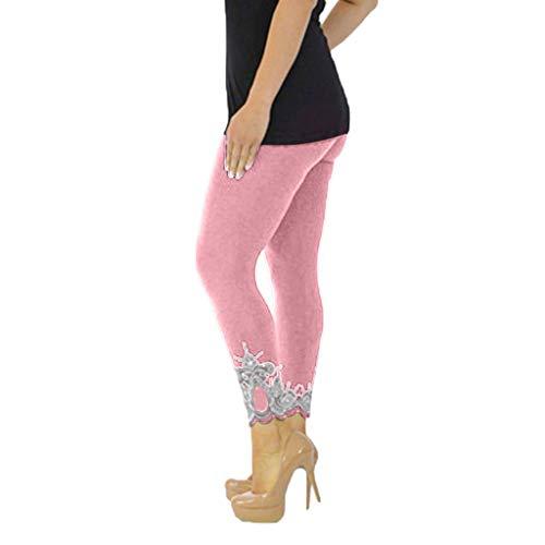 Price comparison product image Women's Leggings Fudule Pants Women Yoga Pants Workout Running Leggings Tummy Control Pants High Waist Solid Gym Pants Pink