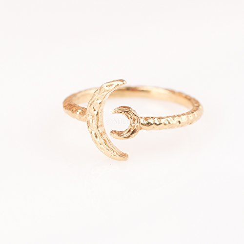 textured-14k-gold-fill-crescent-moon-ring