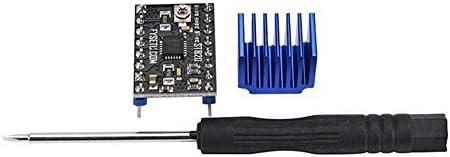 Hillrong ST820 256 Controlador de motor paso a paso + disipador de ...