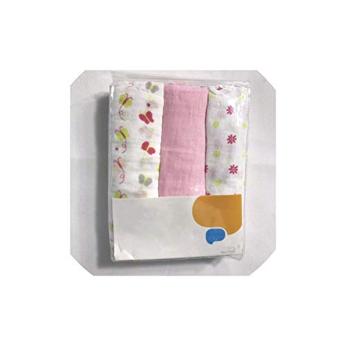 7070Cm Muslin Diaper Baby Swaddle Baby Muslin Blankets,Girl Colors (Amy Coe Baby Blankets)