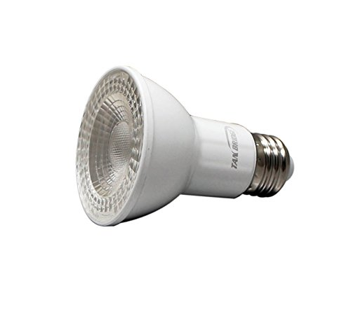 90W Equivalent PAR20 AC120V 60HZ Indoor/Outdoor Dimmable LED Spot Light Bulb, 750 Lumens, E26 Medium Base 9w Led Spot Light Bulb
