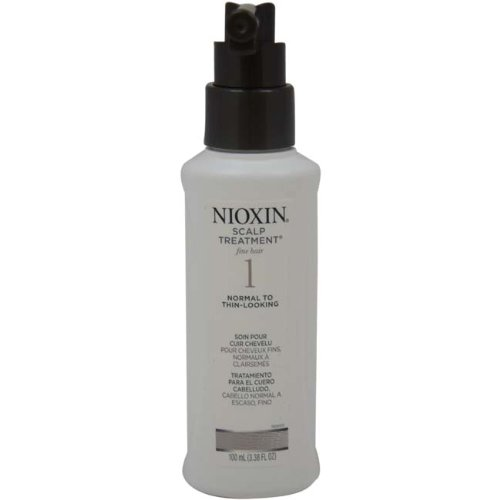 Activating Treatment (Nioxin System 1 Scalp Activating Treatment For Fine Natural Normal-Thin Hair Unisex, 3.38)