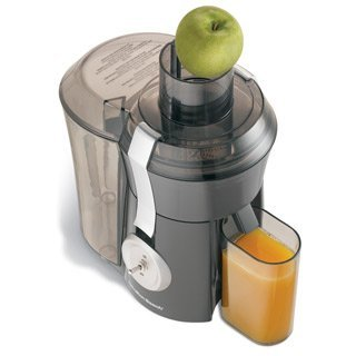 Hamilton Beach 67650 Big Mouth Pro 1.1 HP Juice Extractor Counter-Top Juicer
