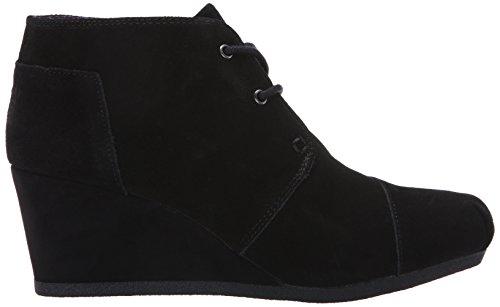 Bobs Boot Alto Negro Skechers De Wedge observaciones Negro rO8rw
