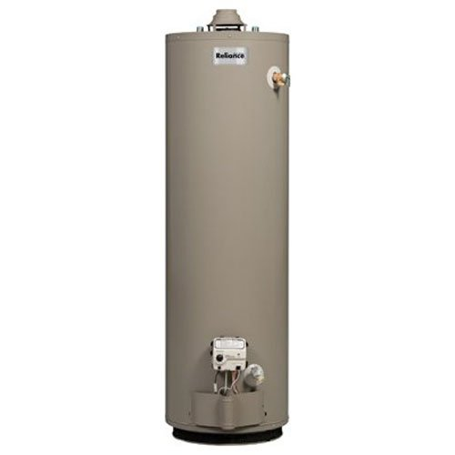 Reliance Water Heater 6 30 PORBT401 Natural gas water heater