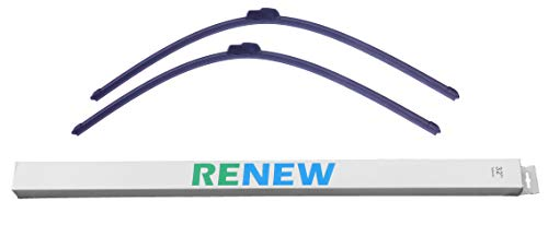 32 Inch RV and Motorhome Wiper Blade Pair (Set of 2) for Small 9x3 Hook and works like 18-320