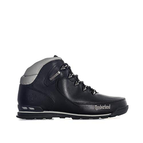 Timberland Men's Euro Rock Hiker Boots US10.5 Black