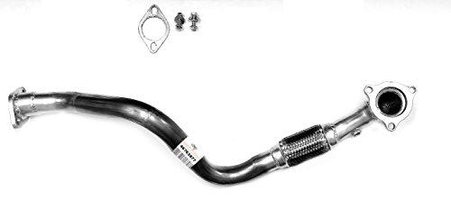 - TED Direct-Fit Front Pipe Fits: 04-08 Chevrolet Aveo/Pontiac Wave 1.6L