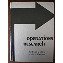 Amazon gerald j lieberman books operations research by frederick s hillier fandeluxe Image collections