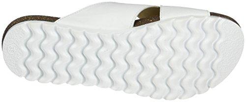 Andrea Conti 001 Ciabatte weiß Bianco Donna 1673409 rrnTqSwZ