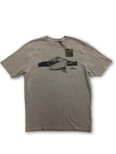 de gris algod Tama Lux Camiseta de Agave en M o SIUSdg