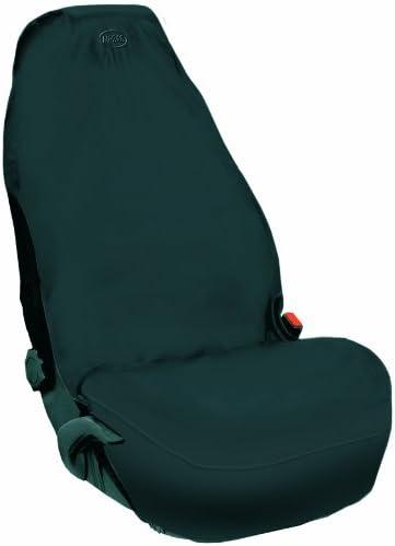 2 teilig schwarz universal IWH 74011 Vlies Sitzschoner