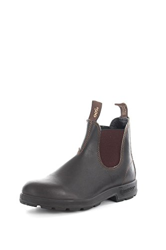 BLUNDSTONE UNISEX BCCAL 0010 0500 POLACCHINO MARRONE VITELLO ANTICATO FALL-WINTER 2016