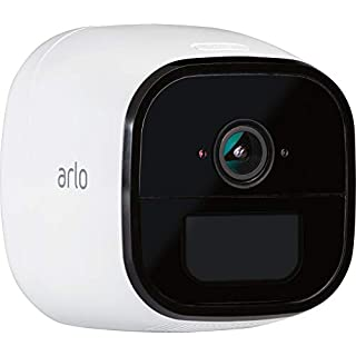 Arlo Go - Mobile HD Security Camera with Data Plan | LTE Connectivity, Night Vision, Local Storage (SD card), Weatherproof | Not compatible with Verizon Wireless or AT&T (Renewed)