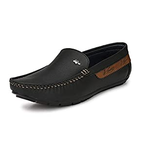 KNOOS Men's Comfort Casual Loafers