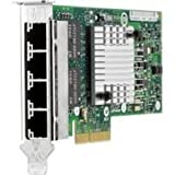 HP NC365T 4-Port Ethernet Server Adapter 593722-B21