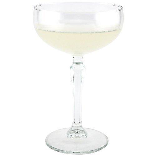 - Libbey Speakeasy Prohibition Era Coupe Glass - 7 oz