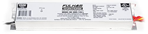 Fulham WorkHorse Adaptable Ballast, WH5-120-L 5 Ballast