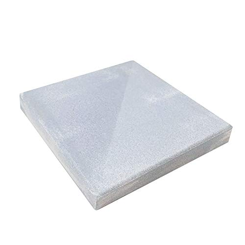 - LEAF HOME -Square Ceramic Soap Dish for Bathroom, Kitchen Countertops, Absorb Water Stop Mashy Soap, Bar Tray, Soap Saver Natural Meterial Bar Holder