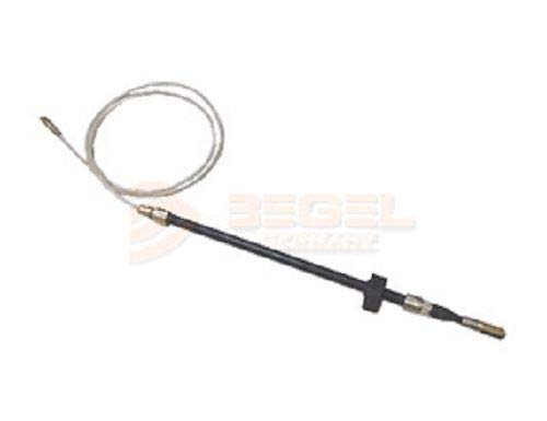 Emergency Brake Wire for Mercedes-Benz Sprinter Dodge 2000-2006 Begel Germany Parking Brake Cable Rear 158 Wheelbase