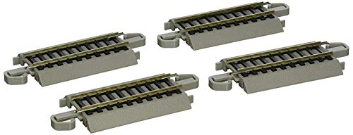 Bachmann 9 Inch Straight Track - Bachmann Trains - Snap-Fit E-Z TRACK 3