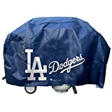 Caseys Distributing 9474636441 Los Angeles Dodgers Grill Cover Economy
