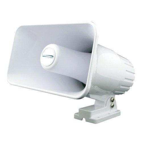 Speco Tech Weatherproof Pa Horn - Tools Supply Speco 4 x 6 Weatherproof PA Speaker Horn - White, Model: SPC12RP, Sport & Outdoor