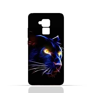 Huawei 5C TPU Silicone Case with Panther Eye