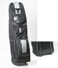 Padded Rolling Golf Travel Cover w/ Roller Blade Wheels