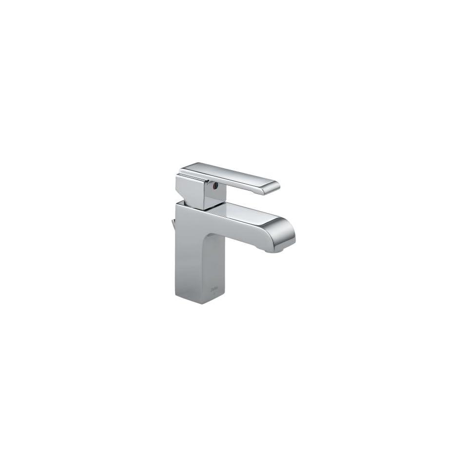 Delta Faucet 586 Arzo Single Handle Lavatory Faucet, Chrome