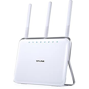 TP-Link AC1900 Dual Band Wireless Gigabit Router, Vertical Design for Maximum Coverage (Archer C9)