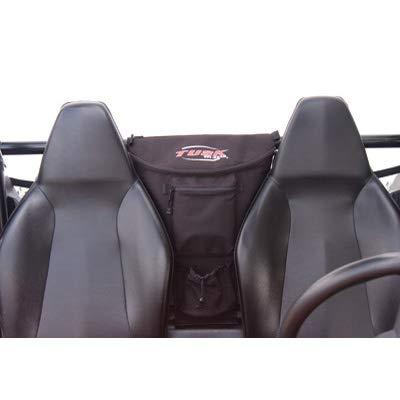 Tusk UTV Cab Pack Black - Fits: Polaris RANGER RZR S 900 2015-2019 TUSK OFF-ROAD
