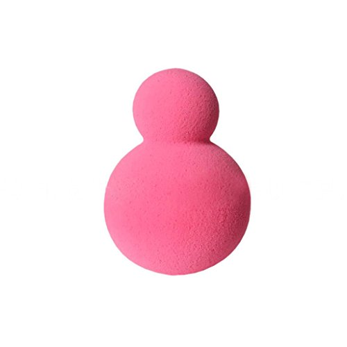 lookatool-1pc-makeup-sponge-blender-blending-powder-smooth-puff-flawless-beauty-foundation-hot-pink