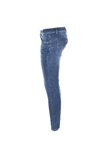 Donna 29 Denim Yes Wi45 Jeans Inverno 18 Autunno zee P306 2017 OdAcq