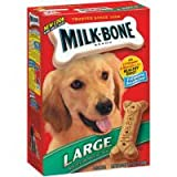 Milk-Bone Large Dog Biscuits (Case Count: 12 per case) (Case Contains: 288 OZ) (Item Size: 24 OZ)