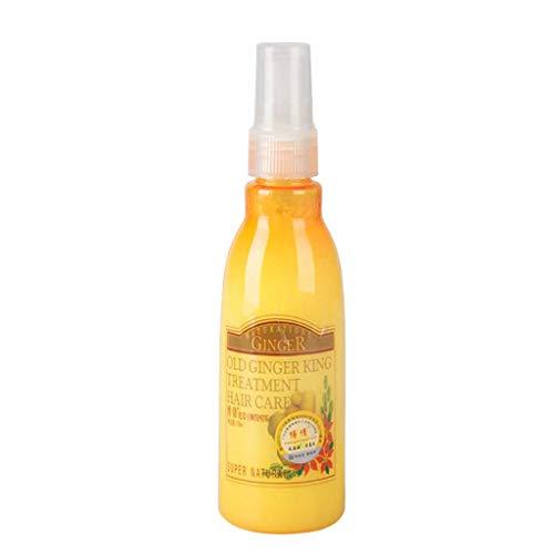 ❤️Byedog❤Ginger Shine Hair Spray Advanced Molecular Hair Roots Treatmen -