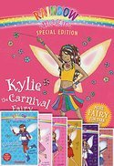 6 Books: Rainbow Magic Special Editions Set - Holly the Christmas Fairy, Juliet the Valentine Fairy, Olympia the Games Fairy, Shannon the Ocean Fairy, Stella the Star Fairy, Trixie The Halloween Fairy (Rainbow Magic Fairies Series Set Collection) -