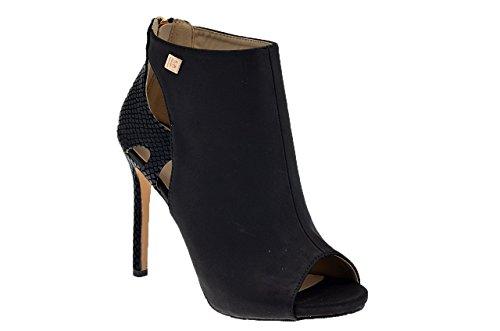 535 Pump New Ladies Shoes 110 Laura Black Biagiotti T vf6EO